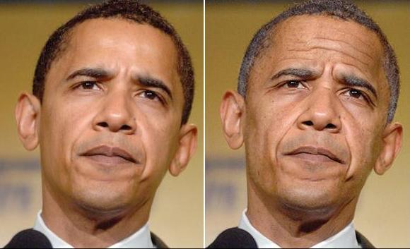 Obama vieillit