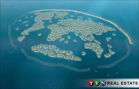 The_world_Dubai_islands